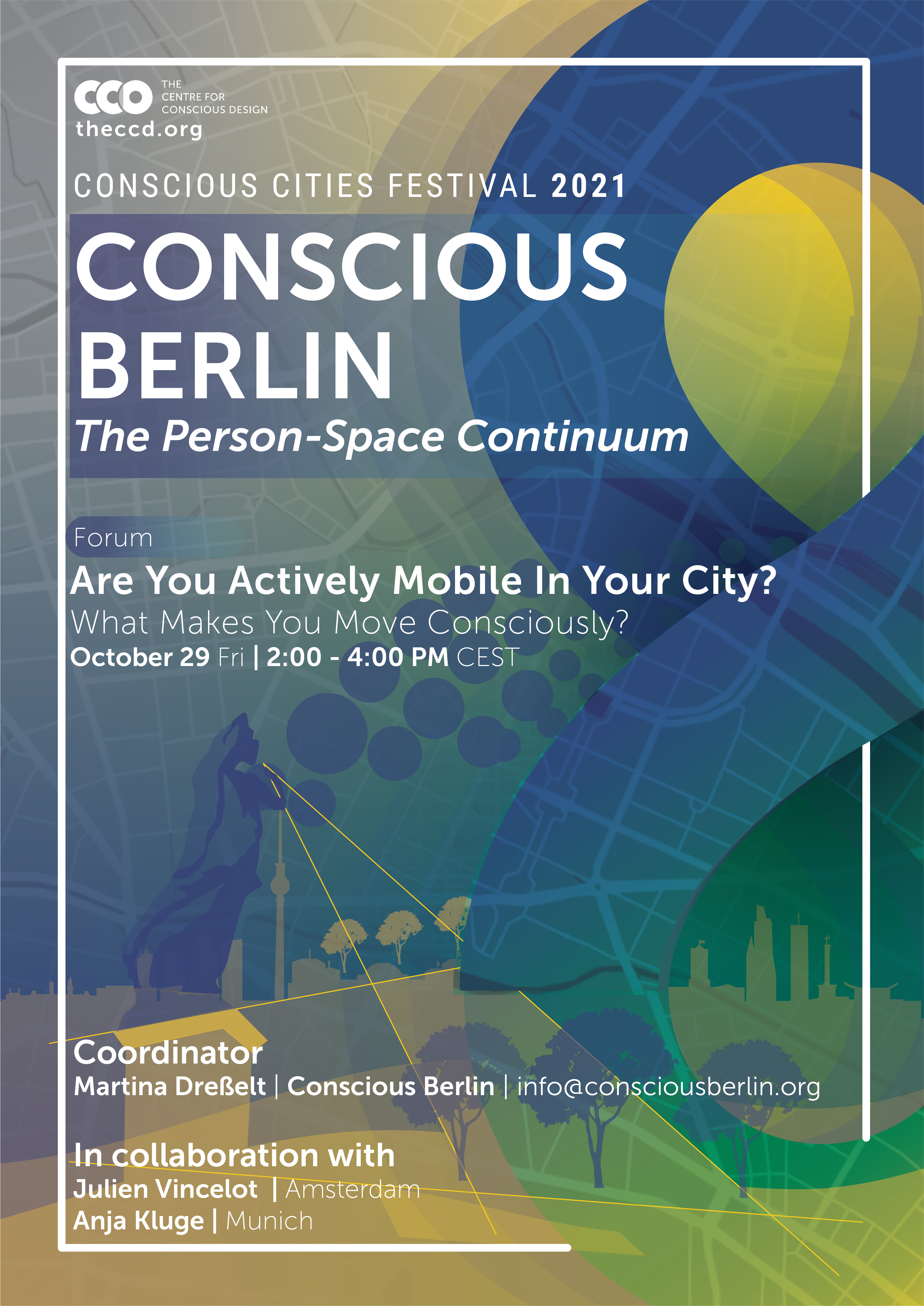 Are You Actively Mobile in Your City? What Makes You Move Consciously? featured Image