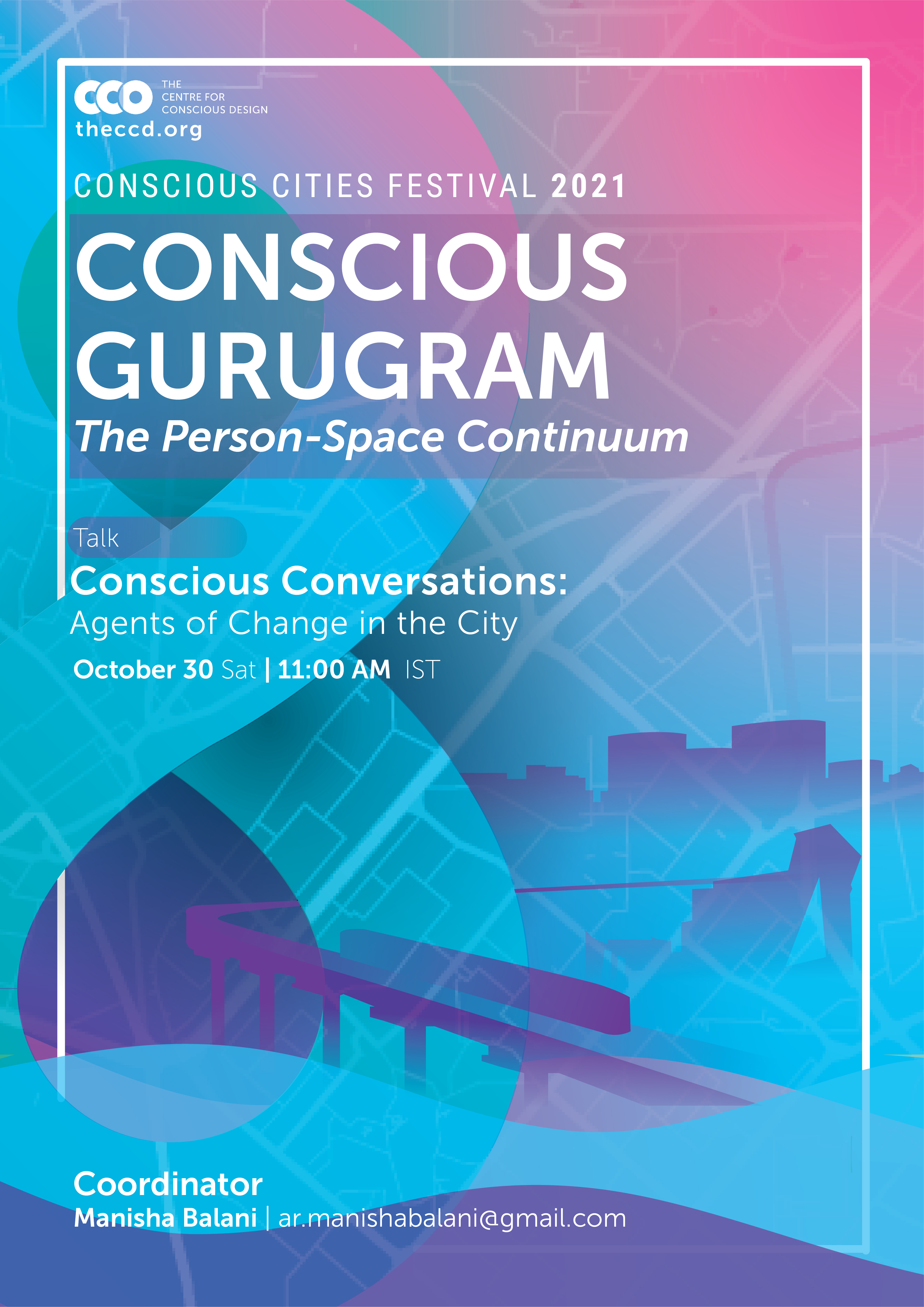 Conscious Conversations: Agents of Change in the City featured Image