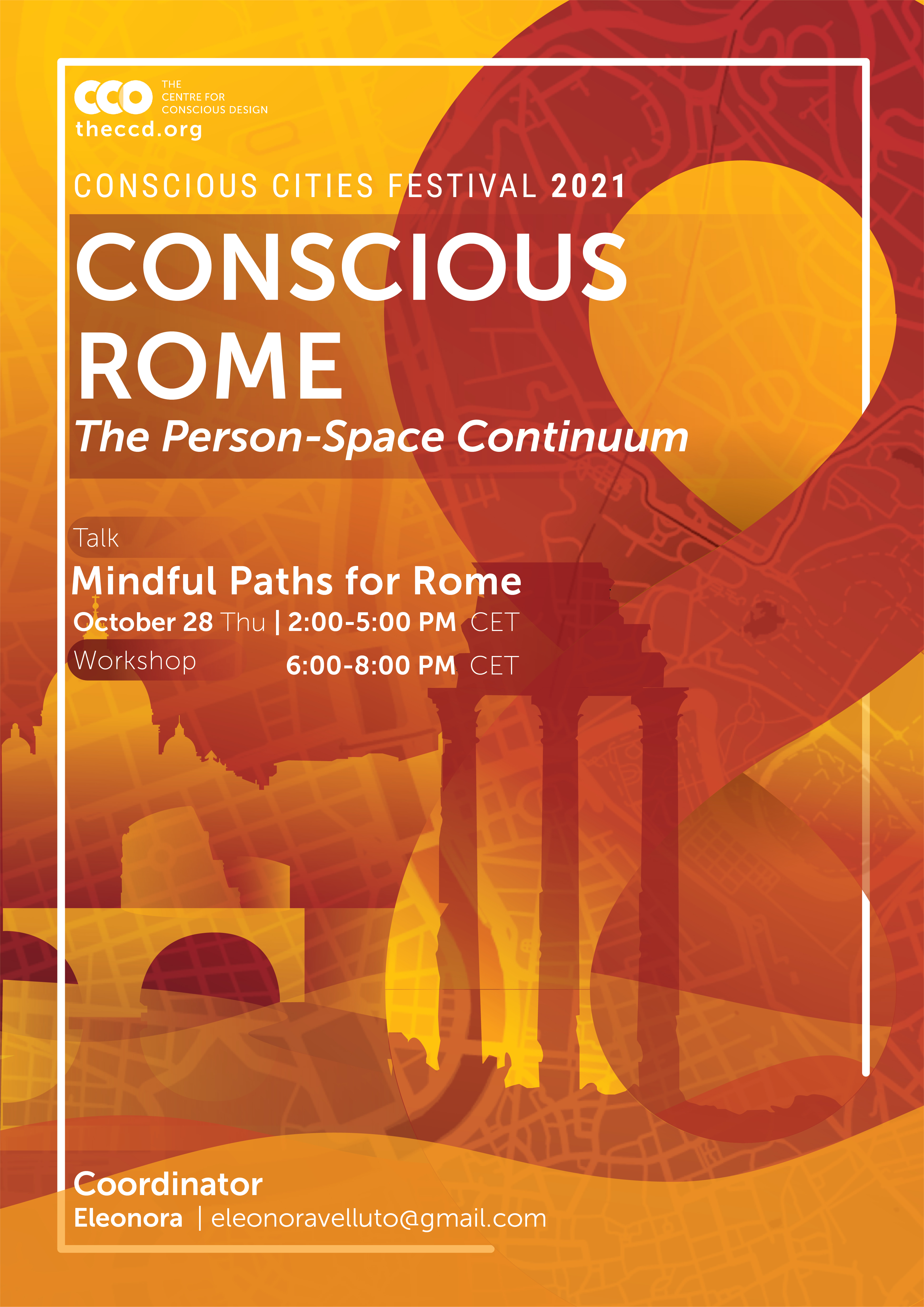 Mindful Paths for Rome featured Image