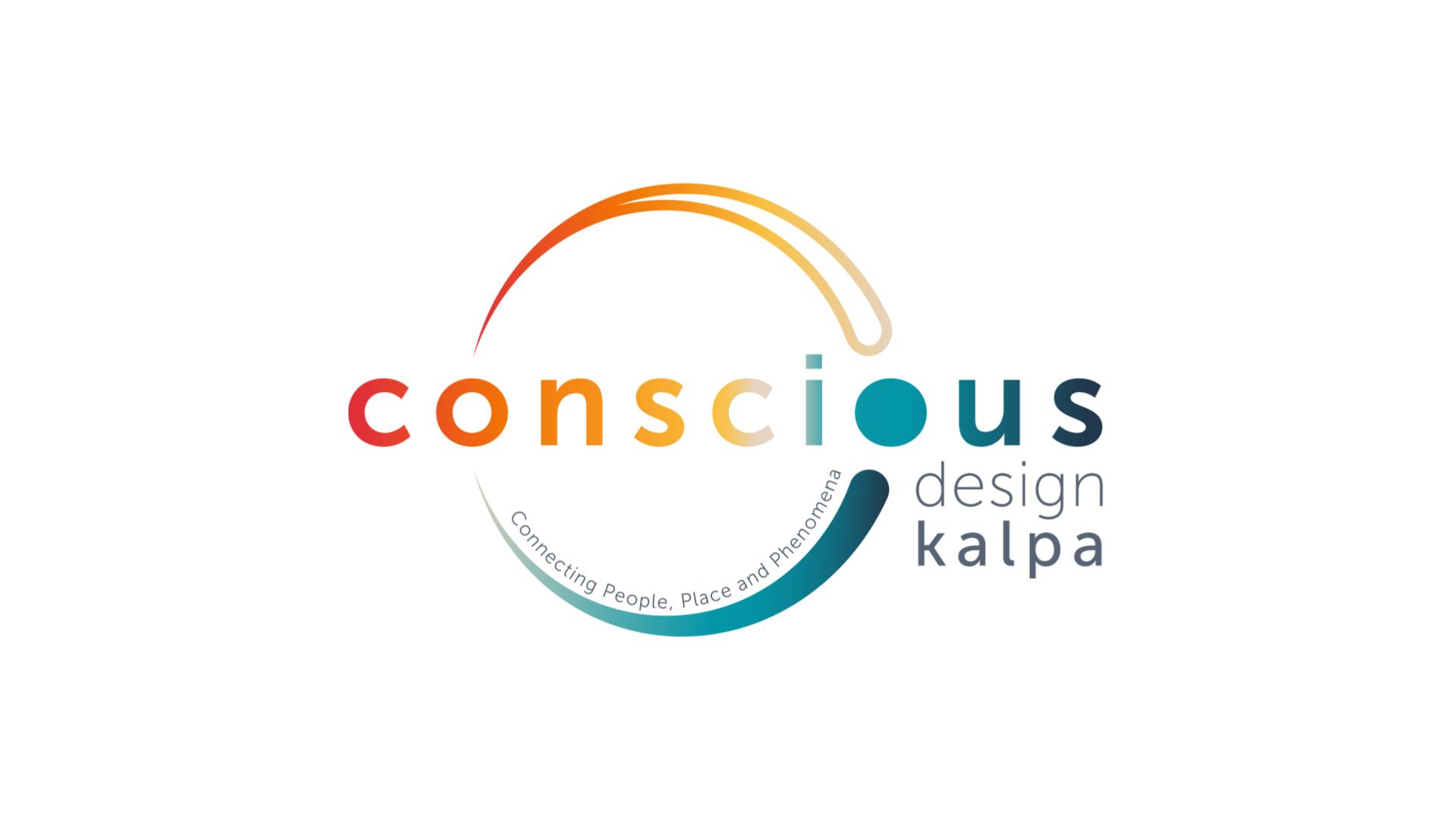 Conscious Design Kalpa Organisation logo